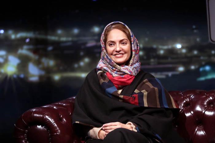 مهناز افشار در برنامه استعدادیابی-mahnaz afshar in talent programs