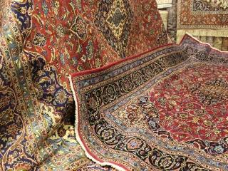 30 درصد صادرات فرش ایران حذف شده است