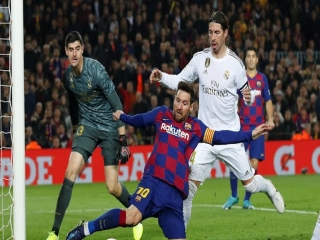 بارسلونا 0 - 0 رئال مادرید ؛ همه چیز تمام ِهیچی ندار !