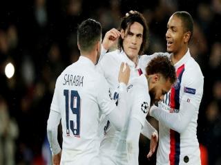 لیگ قهرمانان اروپا ؛ پاری سن ژرمن 5 - 0 گالاتاسرای ؛ آتشین همانند خط حمله PSG