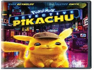 معرفی فیلم (2019) Pokémon Detective Pikachu