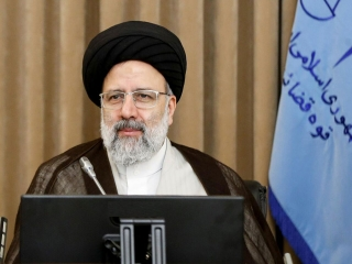 حضور سر زده رئیسی در بیمارستان 15 خرداد ورامین