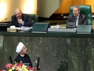 روحانی فردا از لایحه بودجه 99 در مجلس دفاع میکند