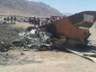 سقوط هواپیمای غیرمسافربری در اردبیل تایید شد