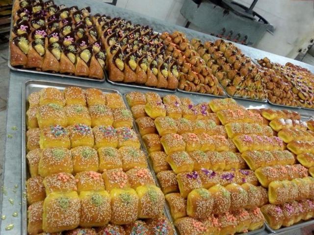 نرخ شیرینی شب یلدا اعلام شد