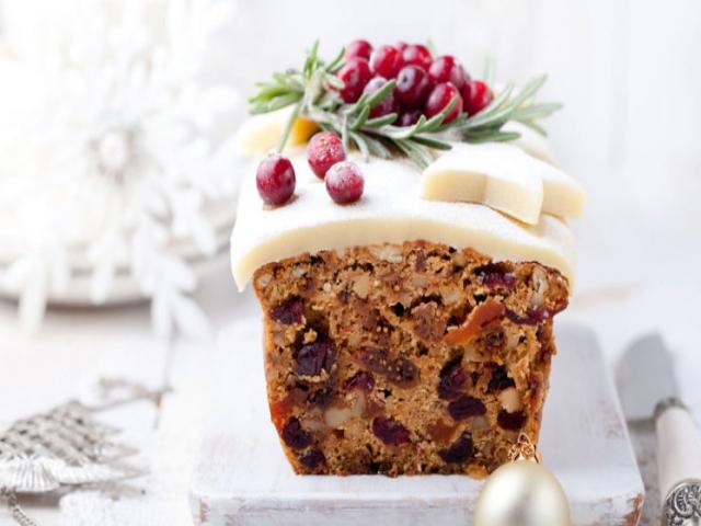 طرز تهیه کیک کریسمس