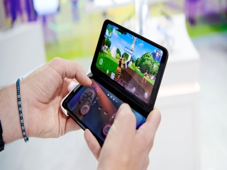 گوشی هوشمند LG G8X