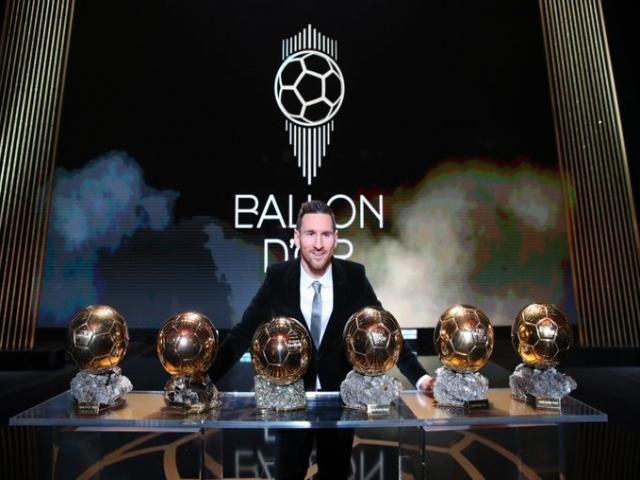 توپ طلای 2019 ؛ لیونل مسی ششمین توپ طلای دوران فوتبالی اش را کسب کرد