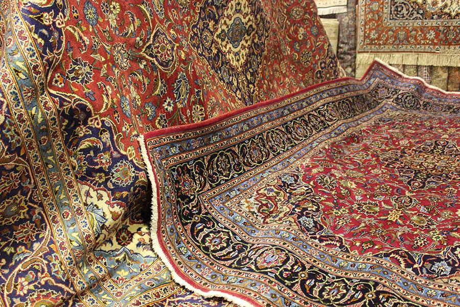 30 درصد صادرات فرش ایران حذف شده است - 30% of Iran's carpet exports have been eliminated