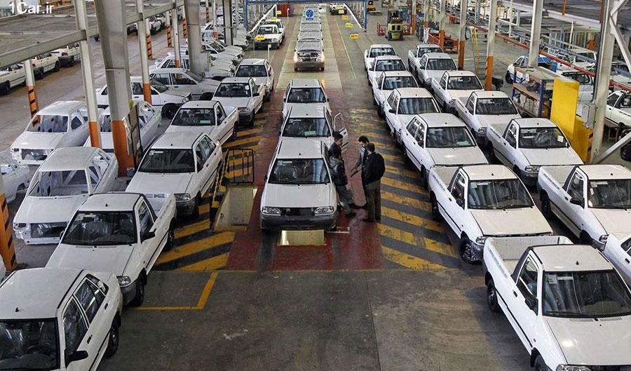 تولید پراید و پژو 405 متوقف خواهد شد - Production of Pride and Peugeot 405 will be stopped