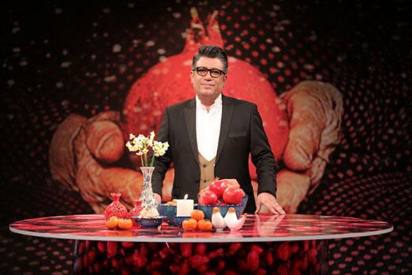 بازگشت رضا رشیدپور به شبکه 3 با «شبآرام» - Reza Rashidpoor Returns to tv3 with Shabe aram
