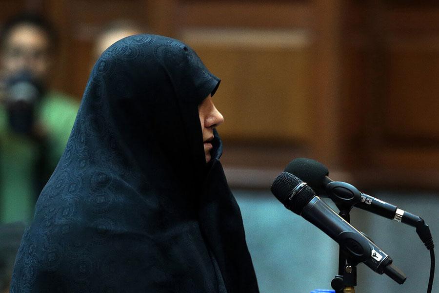 پرونده شبنم نعمتزاده به مرحله صدور حکم رفت - Shabnam Nematzadeh's case went to sentence issuance