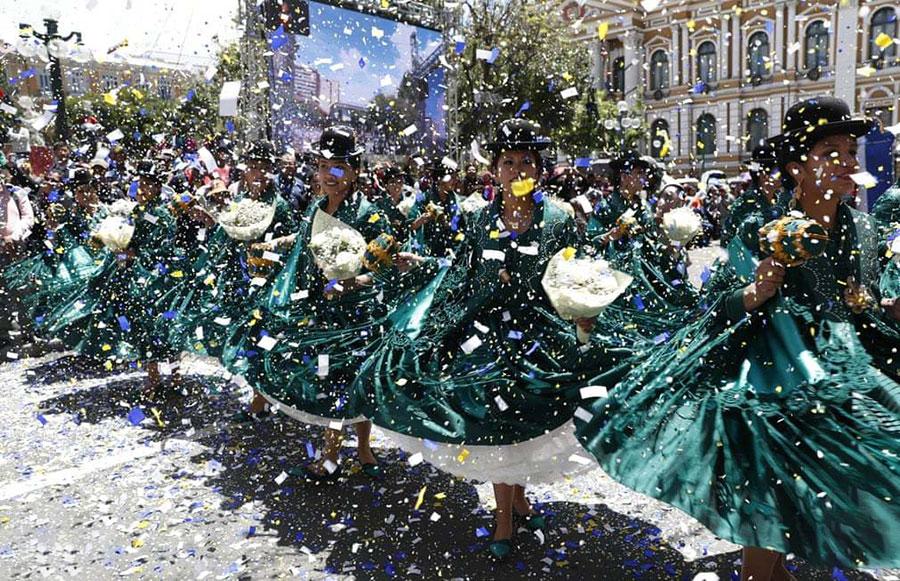 فستیوالی در بولیوی