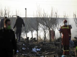 انگلیس خواستار تحقیقات کامل سقوط بوئینگ 737 شد