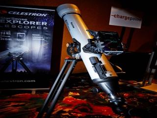 تلسکوپی بسیار نوآورانه در نمایشگاه CES 2020