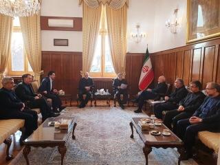 جلسه فوقالعاده وزیر و مدیران ارشد وزارت خارجه در پی ترور سردار سلیمانی
