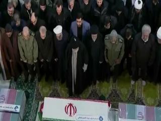 وداع میلیونی تهرانی ها با سردار سلیمانی