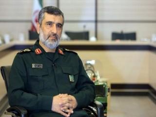 سخنان سردار حاجی زاده در واکنش به شلیک غیرعمد به هواپیمای اوکراینی