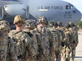 آمریکا 2200 تفنگدار دریایی به خاورمیانه اعزام کرد