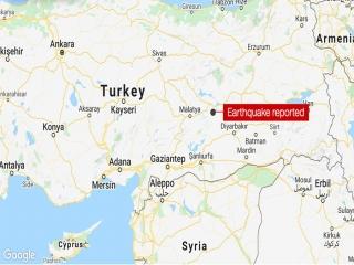 زلزله ترکیه در 5 شهرستان آذربایجان غربی احساس شد
