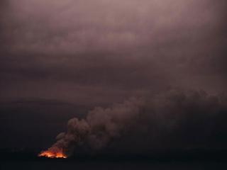دود عظیم آتشسوزی استرالیا از آرژانتین و شیلی قابل رویت است