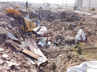 دومین گزارش مقدماتی بررسی سانحه هواپیمای اوکراینی منتشر شد