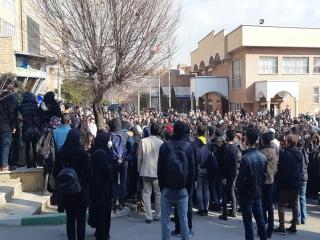 تجمع امروز دانشجویان در دانشگاههای کشور