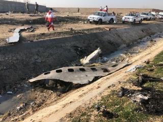 مسافران خارجی هواپیمای سقوط کرده اوکراین اهل کدام کشورها بودند؟