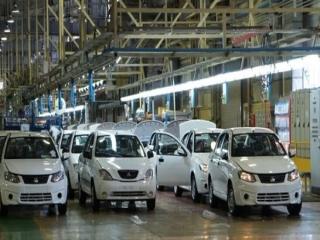 تولید 50 هزار دستگاه خودرو در دی ماه 98