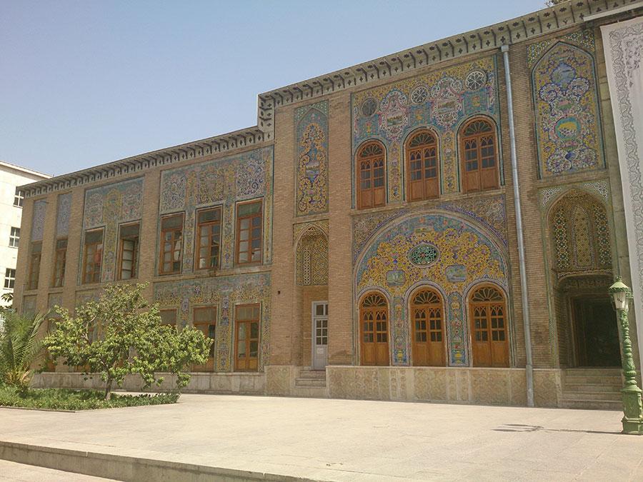 کاخ مرمر، موزه شد - The Marble Palace became a museum