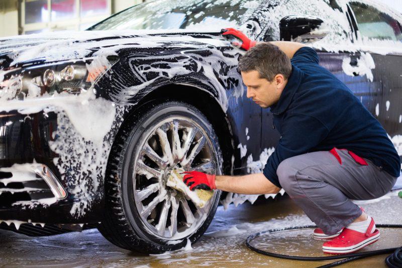 نکات مهم درباره روشویی بدنه خودرو-Important tips about car body wash