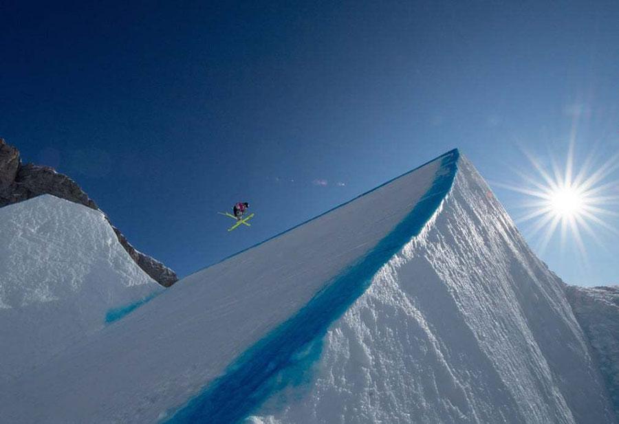 مسابقات اسکی بازی های المپیک زمستانی جوانان در سوئیس
