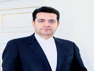 بیوگرافی عباس موسوی ، سخنگوی وزارت خارجه ایران