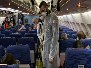 اعزام هواپیمای اختصاصی برای برگرداندن 80 ایرانی از چین
