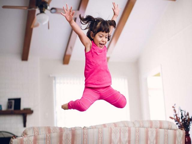 راهی برای کنترل انرژی کودکان