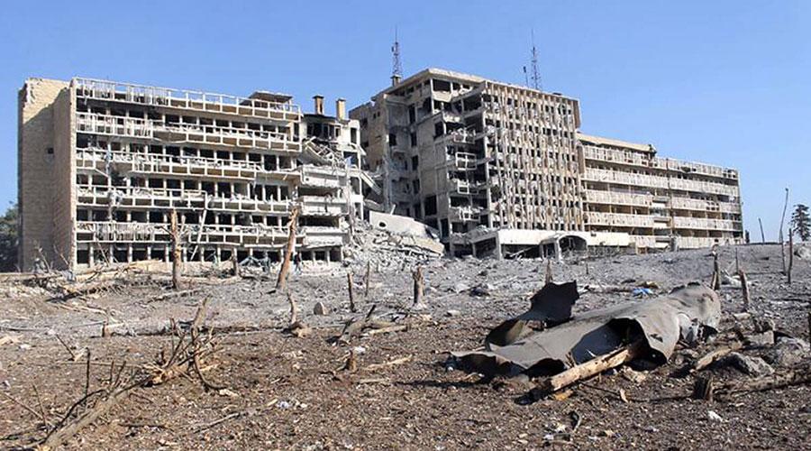 ساخت مسکن در سوریه با هزینه دولت ایران نیست - Building house in Syria is not at the expense of the Iranian government