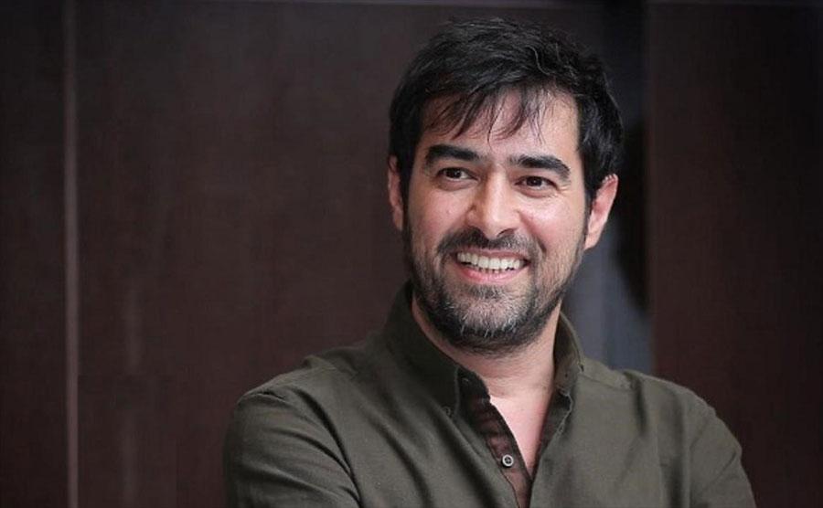 اهدای نشان شوالیه فرهنگ و هنر فرانسه به شهاب حسینی - Granting Legion of Honour of French culture and art to Shahab Hosseini