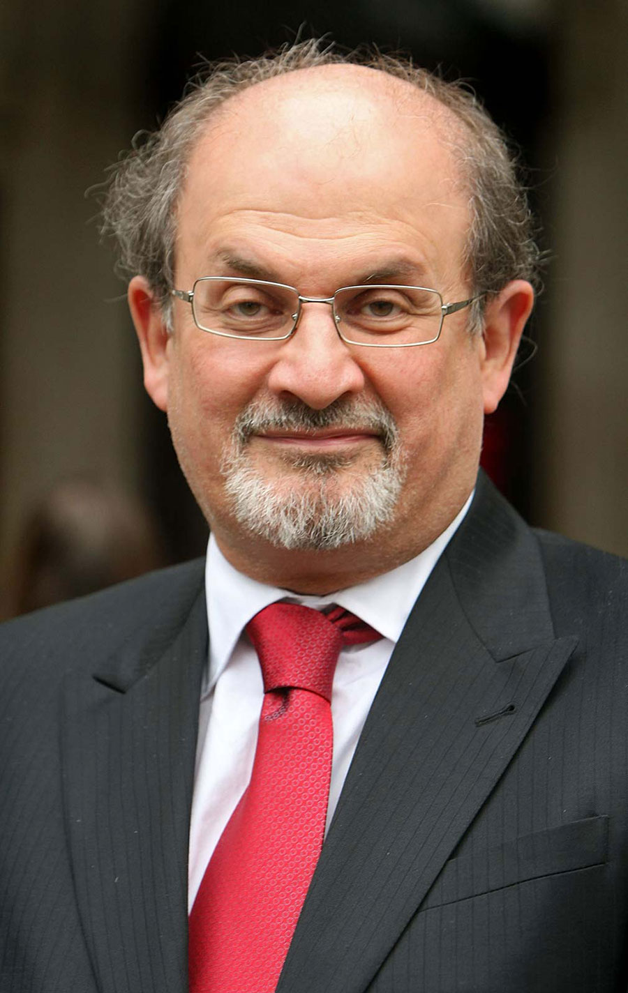 سلمان رشدی - Salman Rushdie
