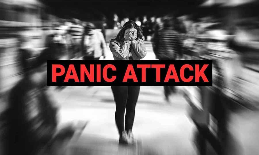 پانیک چیست-panic attack