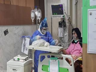 تاکنون 50 درصد بیماران بیمارستان ولی عصر نداجا رشت بهبود یافتهاند