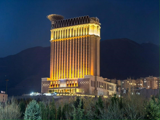 98 درصد هتلهای تهران تعطیل شدند