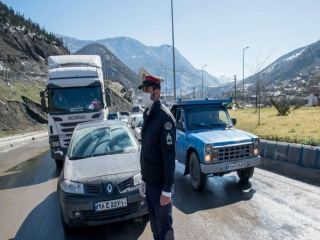 ورود خودروهای شهرستان های گیلان به رشت ممنوع شد