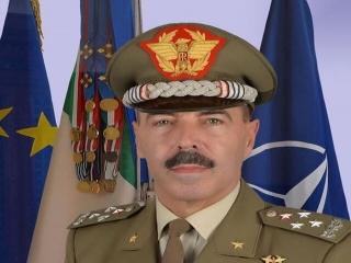 ابتلای رئیس ستاد ارتش ایتالیا به کروناویروس