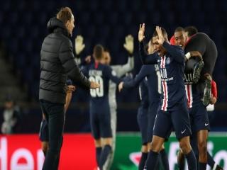 لیگ قهرمانان اروپا ؛ پاری سن ژرمن 2 - 0 دورتموند ؛ حضور PSG در یک چهارم