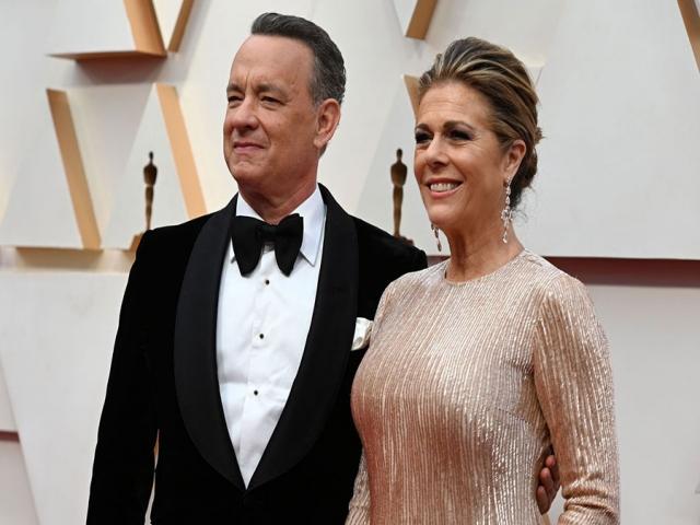 «تام هنکس» و همسرش کرونا گرفتند
