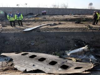 جعبه سیاه هواپیمای اوکراینی در اوکراین بازخوانی می شود