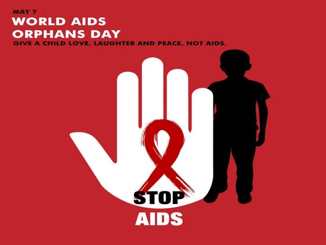 7 می ، روز جهانی یتیمان مبتلا به ویروس ایدز
