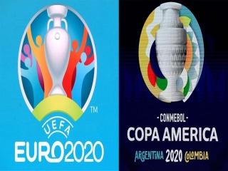 رسمی ؛ یورو و کوپا آمریکا 2020 یک سال به تعویق افتاد