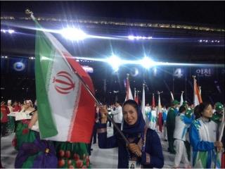 گفتگوی اختصاصی با شقایق سید دوست ملی پوش قایقرانی