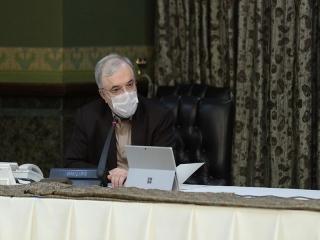 وزیر بهداشت : غربالگری مردم از مرز 47.5 میلیون نفر گذشت